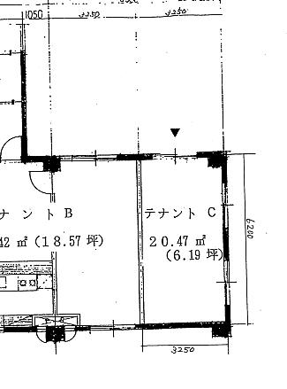 テナント平面図